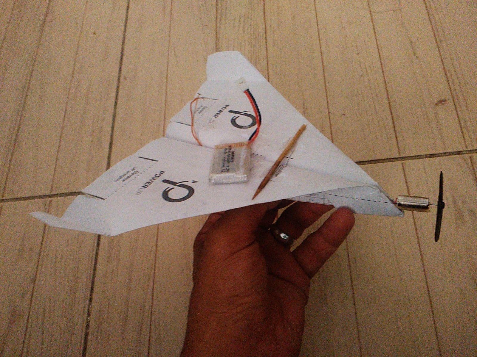 DIY Balsa Airplane Instructions | Balsa plane, Paper airplanes ... | 1200x1600