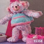 patron gratis oso amigurumi, free pattern amigurumi bear