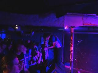 29.04.2016 Osnabrück - Bastard Club: Dÿse