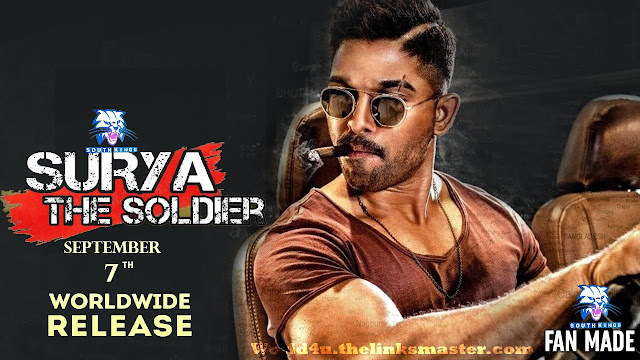 Surya The Soldier (Naa Peru Surya ) Hindi Dubbed 720p HDRip Full Movie Download watch online kickass torrent world4ufree,desiremovies worldfree4u,7starhd, 7starhd, 9kmovie, 9kmovies,9xfilms 300mbdownload,9xmovies,Bollywood,Tollywood,Torrent, Utorrent