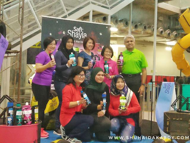 Safi Shayla Baru Istimewa Untuk Wanita Bertudung dan Aktif