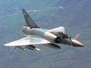 Dassault Mirage 2000  -  Multirole Combat Fighter