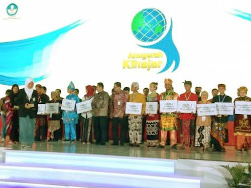 Pemenang Anugerah Kihajar 2018