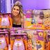 Adijomar Brinquedos realiza ação em programa da Danny Pink na Rede Vida