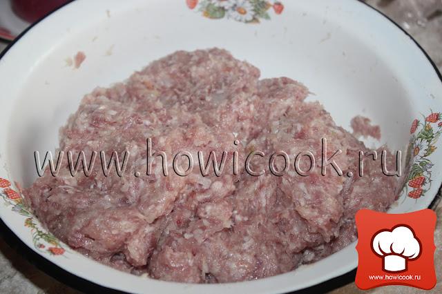 рецепт с фото сочные котлеты из индейки и свинины