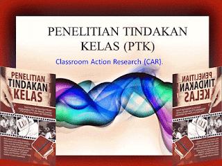 Contoh Rangkuman Materi PTK(Penelitian Tindakan Kelas) Lengkap