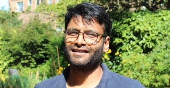 Rajesh Bhagat esclareceu salto hidraulico