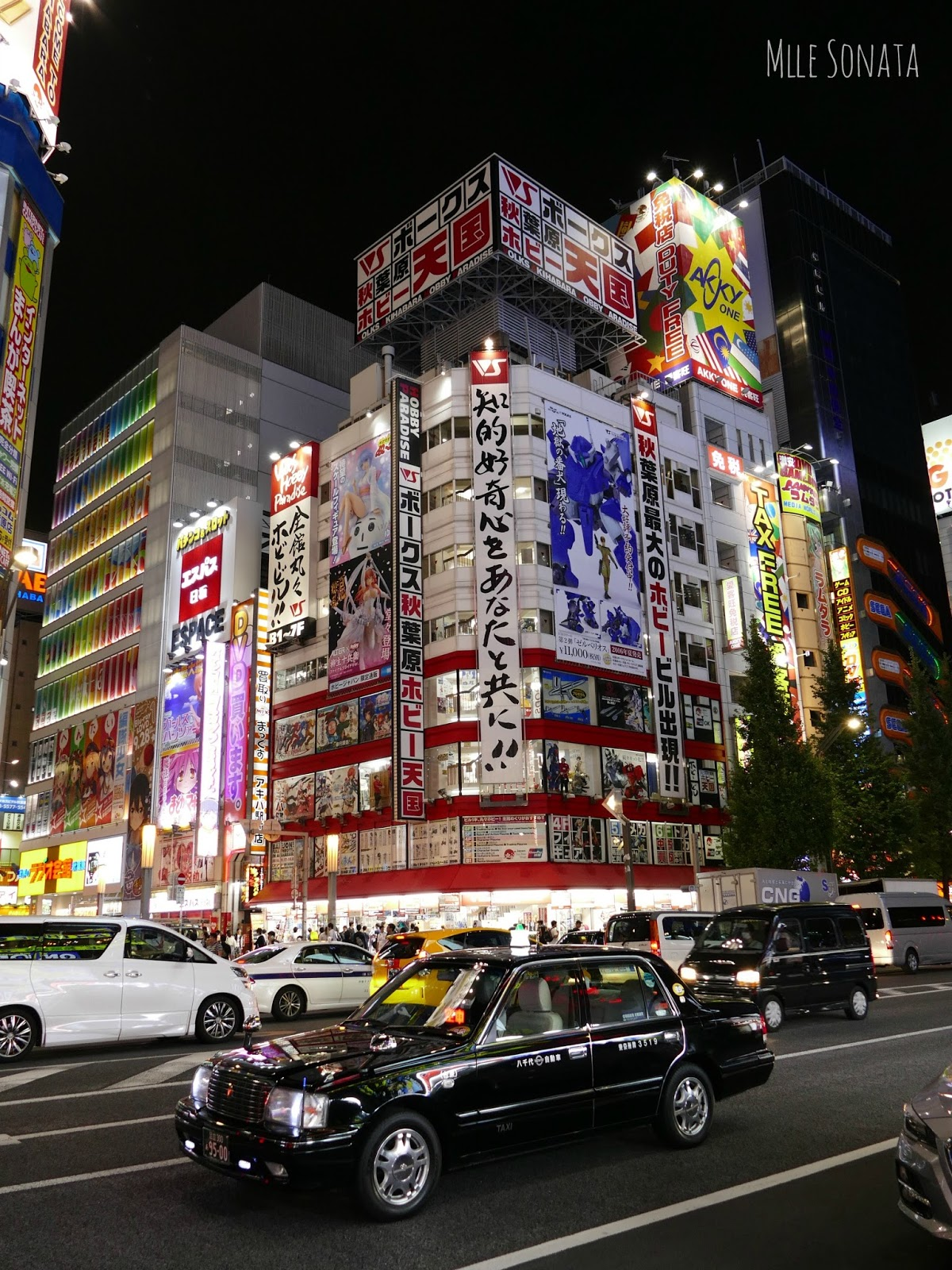 Quartier de Akihabara.