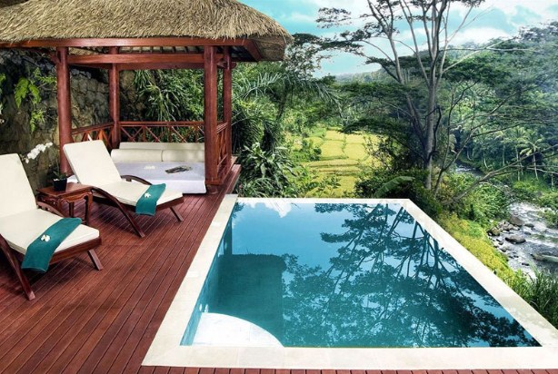 Private Pool Villa Bali Honeymoon