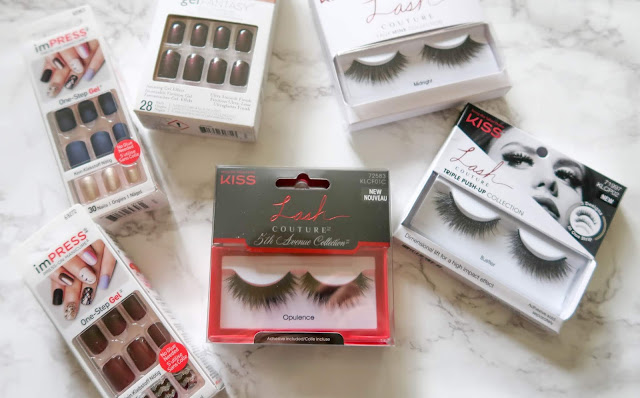 Danielle Levy, KISS lashes, imPRESS nails, KISS nails, alex silver pr, false nails, false lashes, Liverpool blogger