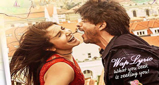 Radha Song Lyrics Shahrukh Khan
