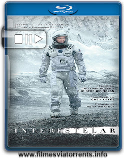Interestelar Torrent - BluRay Rip 720p | 1080p Dual Áudio 5.1 (2014)