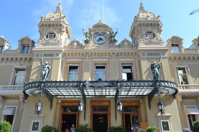 Monte Carlo Casino in Monaco things to do in monaco