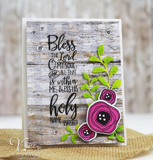 Crafting with Betty: February Diva Inspirations Challenge and Blog Hop!