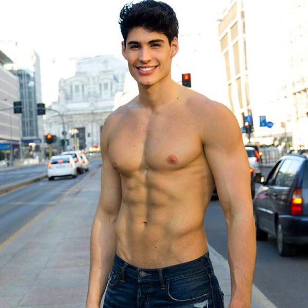 Tivipelado Naked Italian Actors, Atores Italianos Nus, Modelos Pelados, Naked Male Models-2452