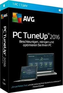 โหลด AVG PC TUNEUP 2016 ตัวเต็ม FULL Crack