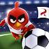 لعبة Angry Birds Goal v0.4.11 مهكرة كاملة للاندرويد (اخر اصدار)