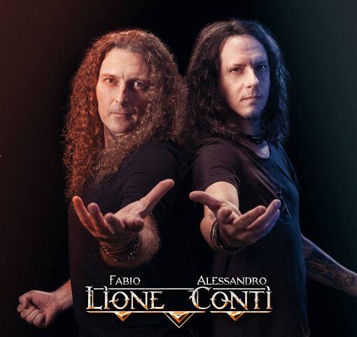 LIONE / CONTI - Lione / Conti (2018) inside