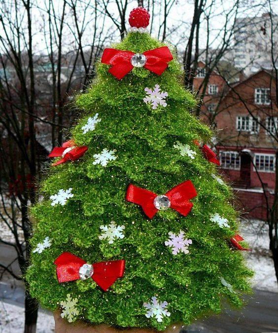 Amiche Di Amigurumi E Non Solo Albero Di Natale