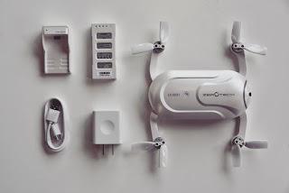 Spesifikasi Drone Zerotech Dobby - OmahDrones