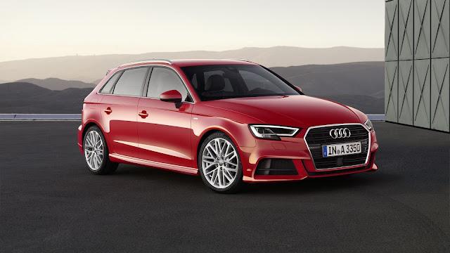 Audi A3 Sportback 1.0 Turbo FSI 116 hp Dynamic S tronic
