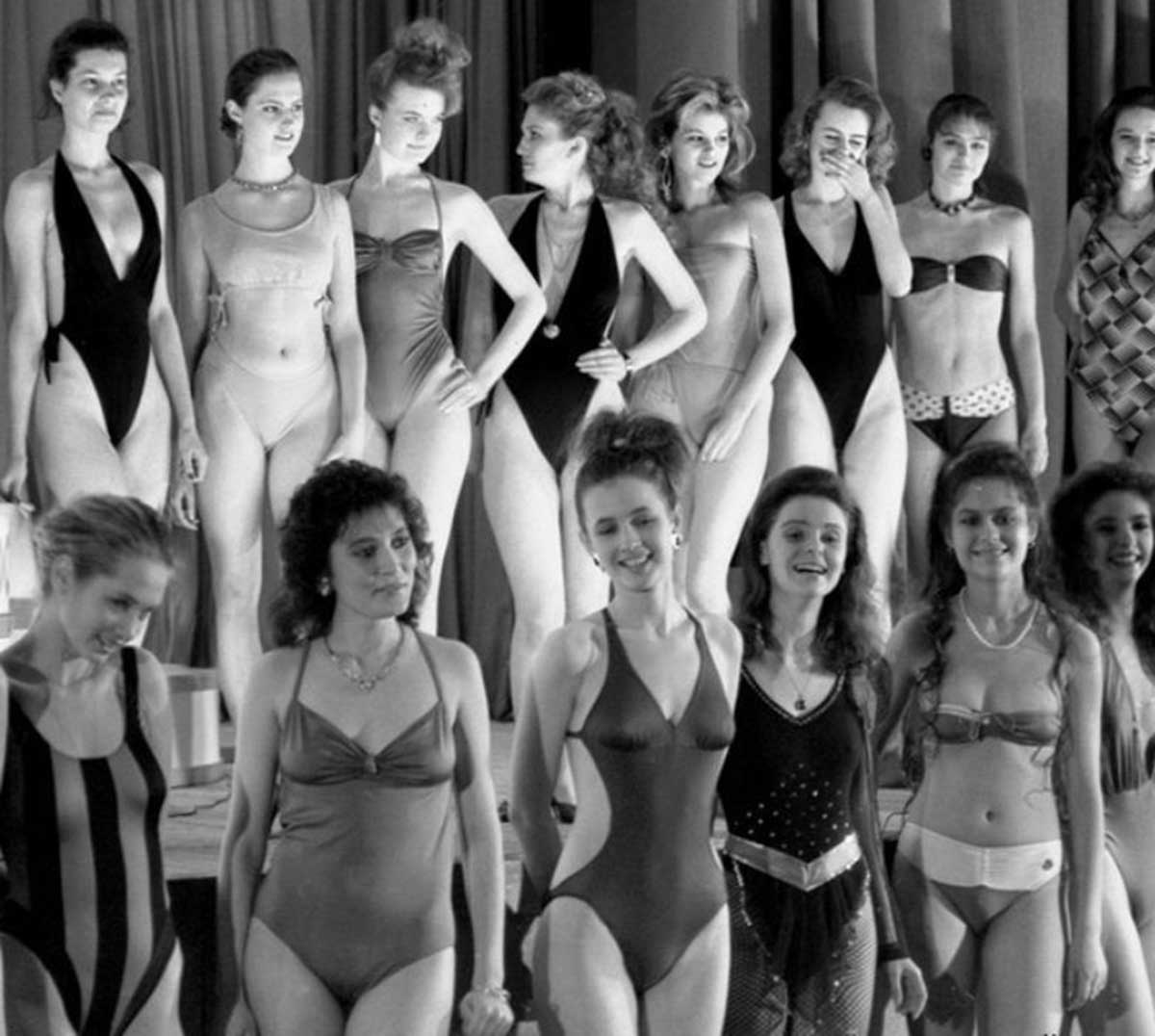miss moscow beauty 1 - O primeiro Concurso de beleza do Comunismo