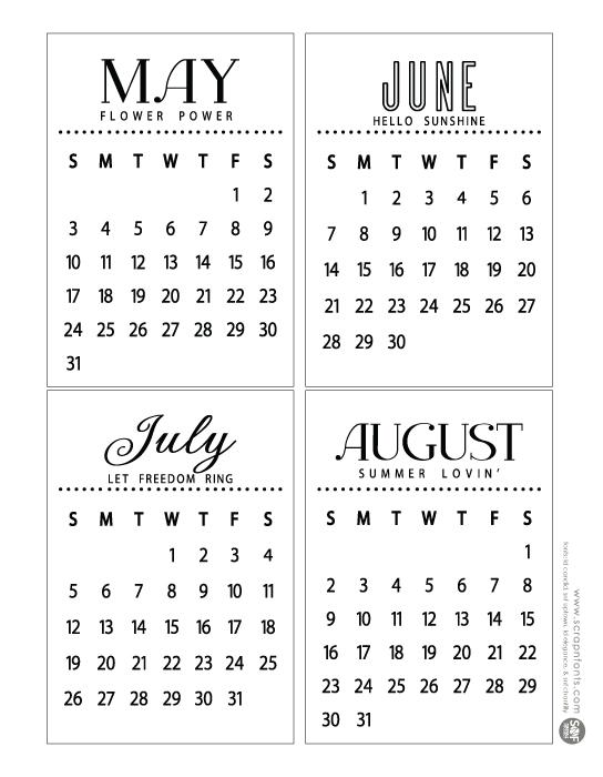 small calendars 2015 - Towerssconstruction