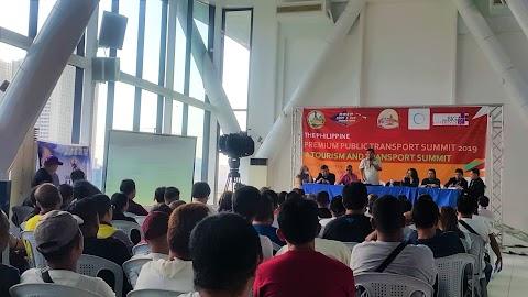 The role of premium transport to overall PH tourism: The Philippine Premium Public Transport Summit 2019