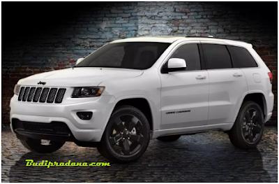 Mobil Jeep Grand Cherokee Yang Terkenal