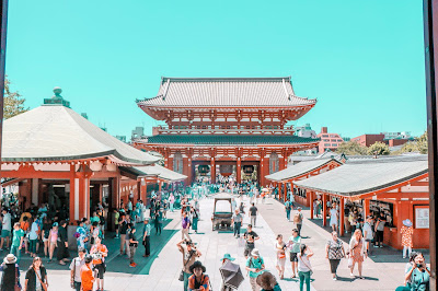My Travel Background : Mes meilleurs souvenirs de 2018 - Tokyo