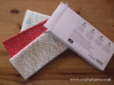 More Amore, Stampin' Up! fabric