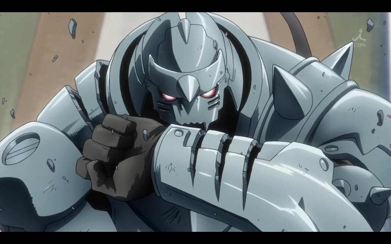 Manga and Anime maniac: Fullmetal Alchemist Brotherhood Anime!