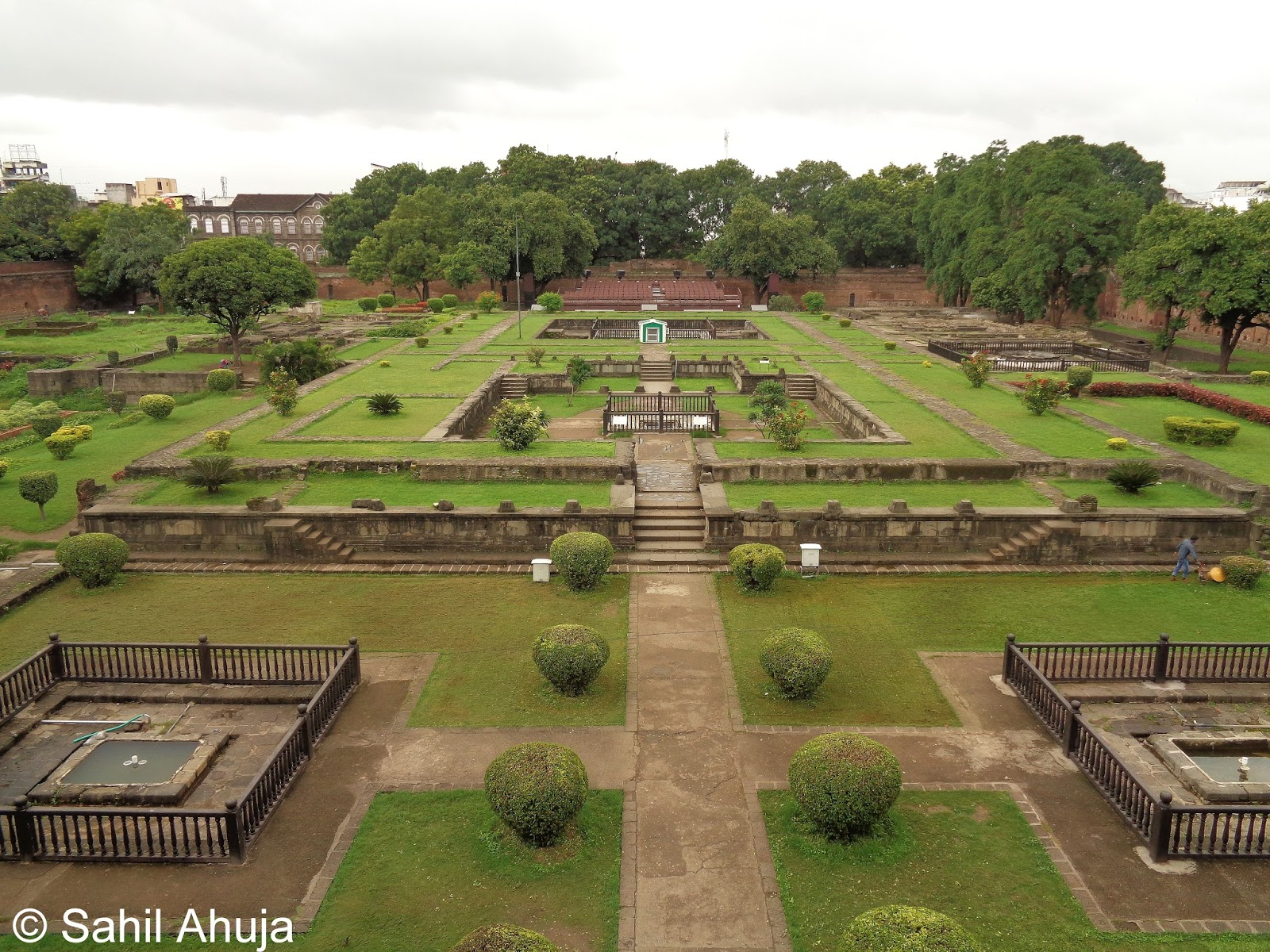 vishrambaug wada The history of vishrambaug wada vishrambaug wada was built in the very beginning of the 19th century for the peshwa leaders of the maratha empire the magnificent palace was built over six years and served as a luxurious residence to the last of the peshwas – bajirao peshwa ii.