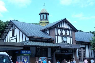 東京観光 原宿駅