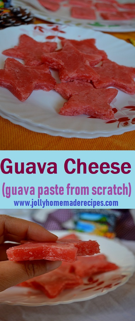 guava cheese recipe