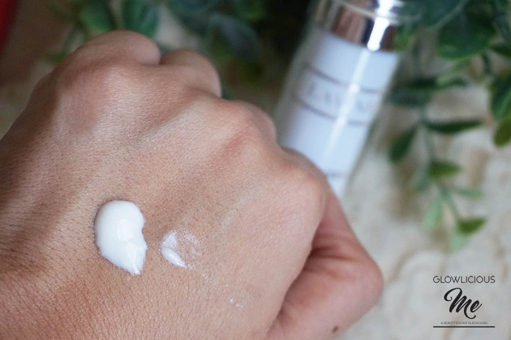 REVIEW LAVINE CLARITY SUNSCREEN SPF 30g