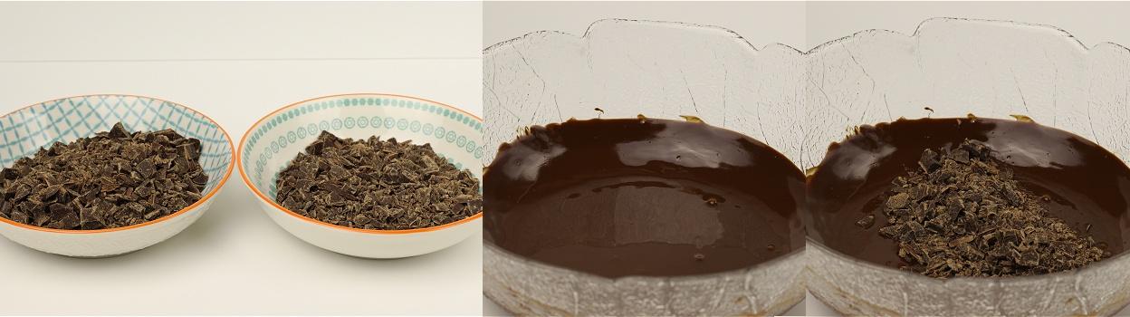 Anleitung Selbstgemachte Schokoladeneier