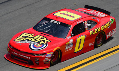 JD Motorsports Re-Signs Garrett Smithley For The 2018 #NASCAR Xfinity Series Season