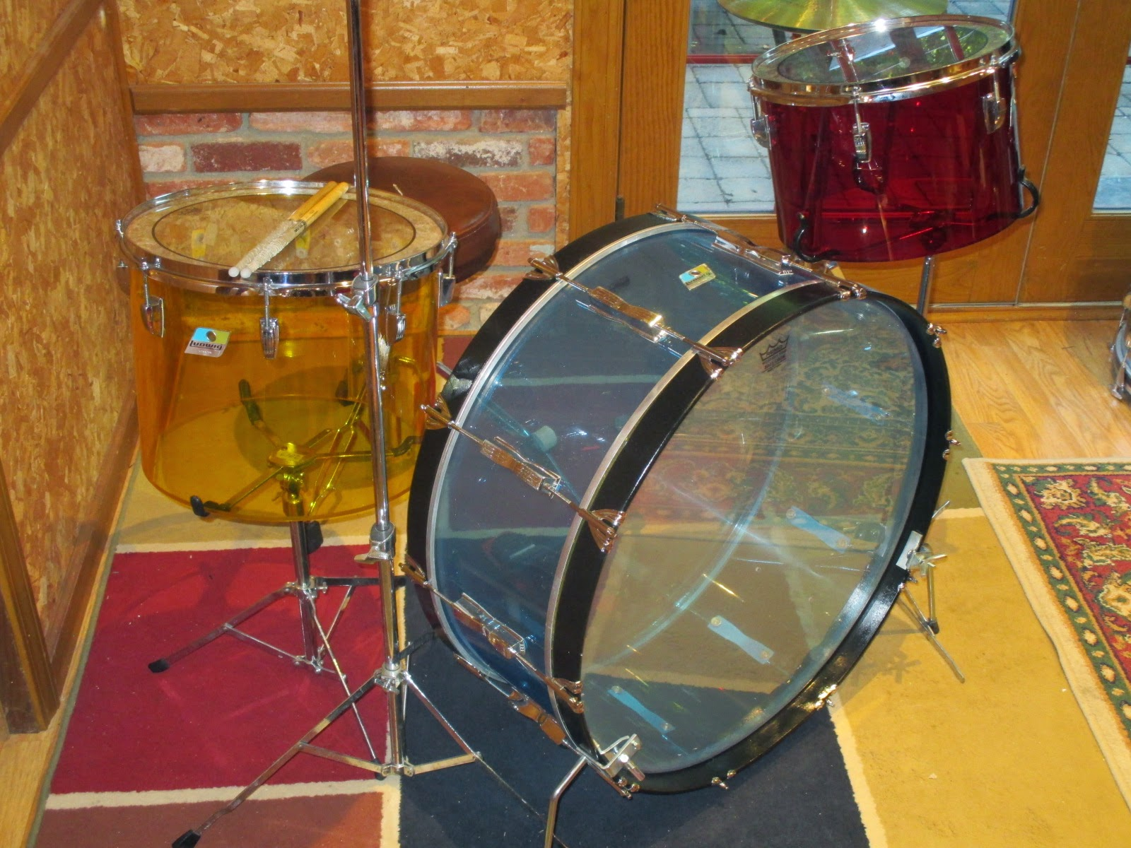 THE PERCUSSION FORTRESS PAGES: 10/07/14