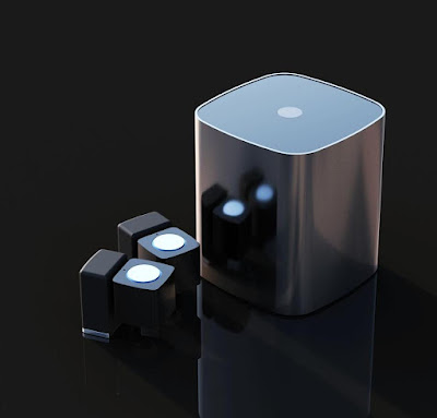 Microbot Push wireless roboticfinger