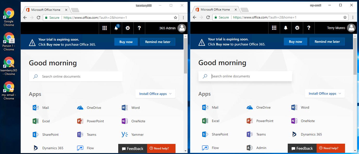 Office 365 Admin Login