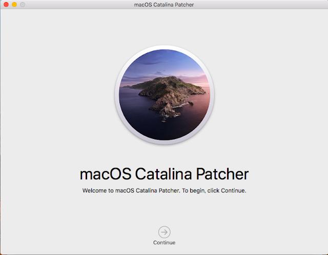 macOS Catalina Patcher
