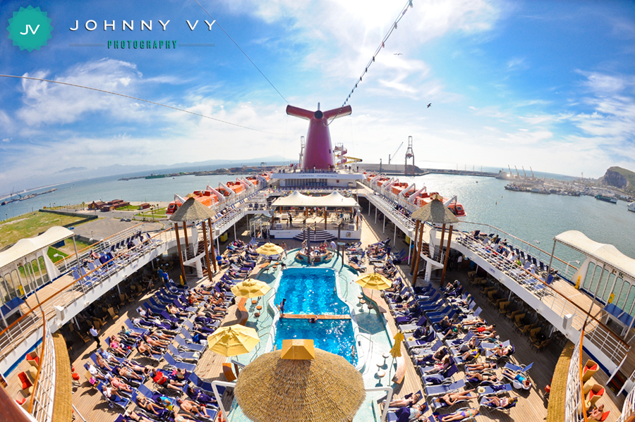 johnny vy photography blog spring break carnival cruise to