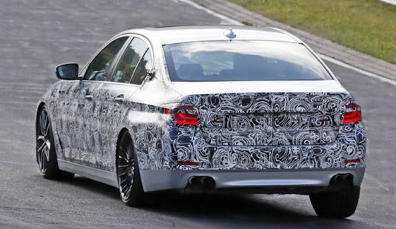 BMW Alpina B5 Biturbo 2018 Redesign, Rumors, Review, Change, Price, Release Date (Spy Photo)