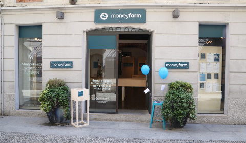 Boutique MoneyFarm (Milan)