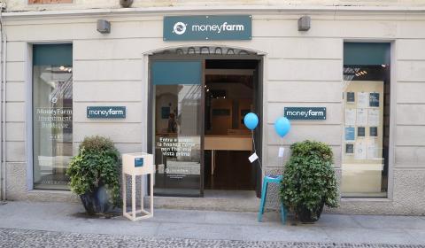 Boutique MoneyFarm (Milan)