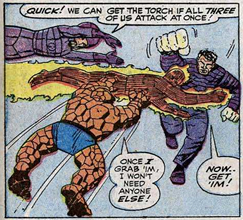 Fantastic Four 42 To Save You Why Must I Kill You