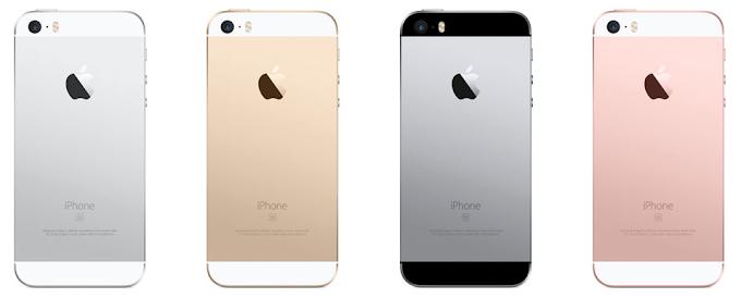 IPhone SE - Technical Détails