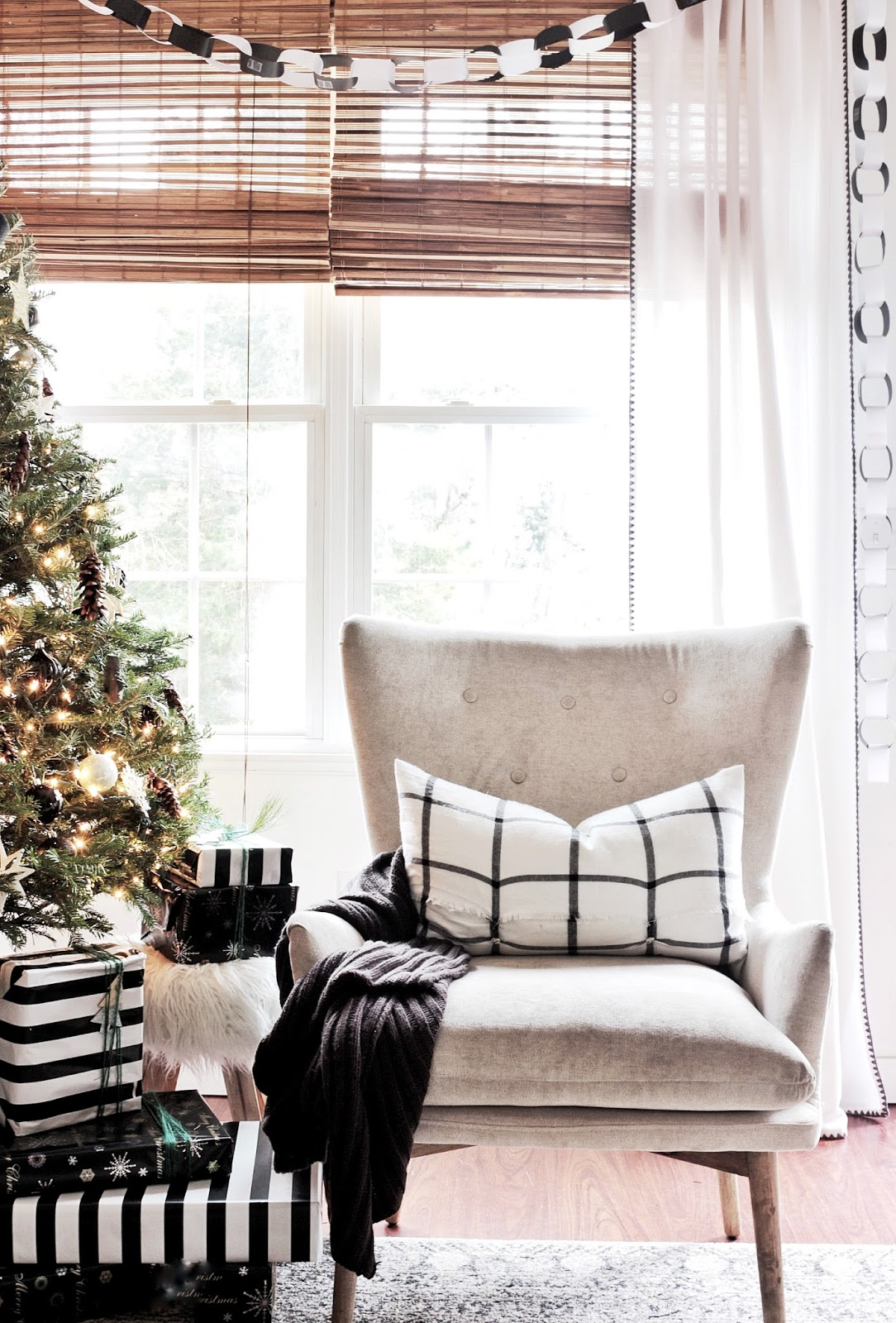 Holiday Home Tour 2017 | Fwmadebycarli.com