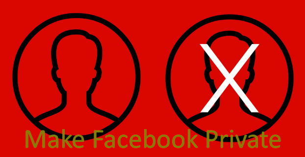 Make Facebook Private